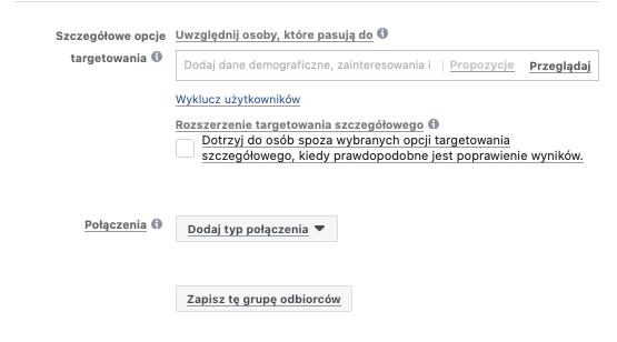 jak zrobić reklamę na FB