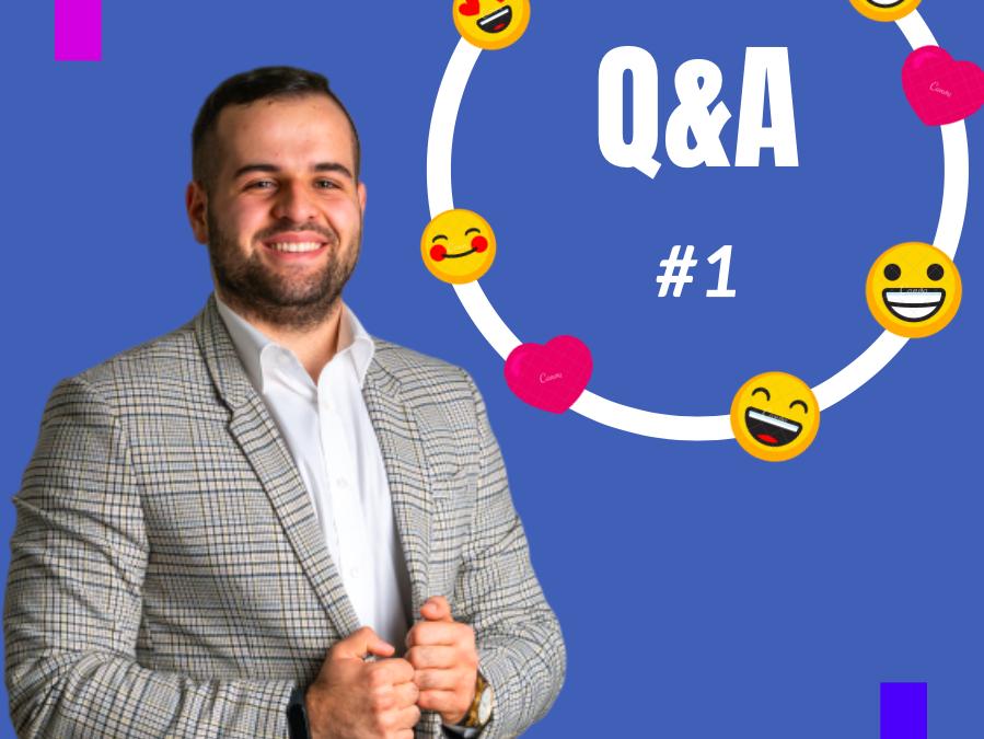 Q&A Reklama na Instagramie